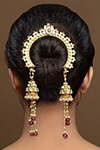 Indian hair pins - in bun or Juda Pin