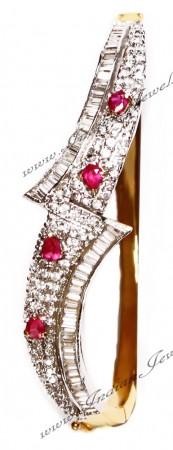 American Diamond Bracelet WGPA02909