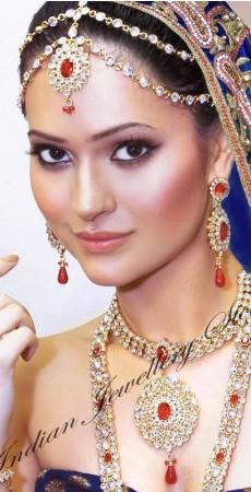 ANUSHKA Matha Patti DGRA0887