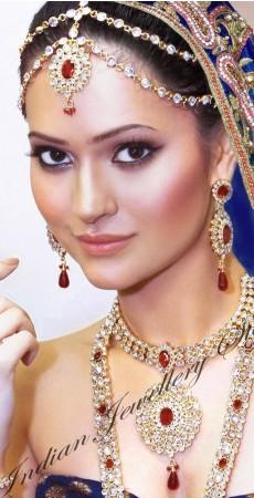 ANUSHKA Matha Patti DGRA0888