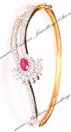Delicate American Diamond Bracelet WGRA03598