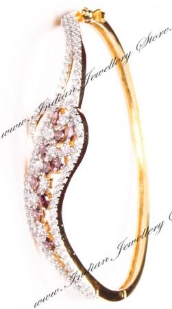 Delicate American Diamond Bracelet WGUA03599