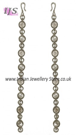 American Diamond Indian Sahara Jewellery ESWA11025