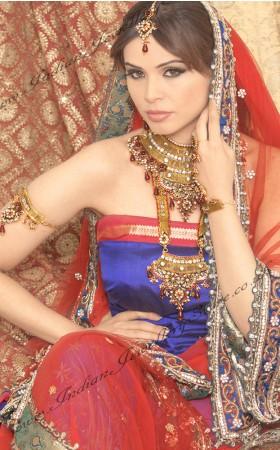Rajasthan Bridal Set NARK03241