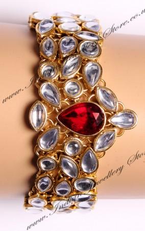 Kundan Bracelet WGRK03572