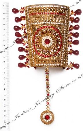 1 x Rajasthani Cuff - Panja, 2.8 WARC04834