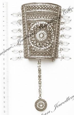 Silver Rajasthani Bangle