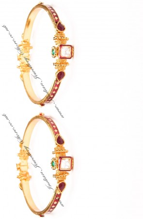 2 x Indian Bangles, 2.4 WGAP03635