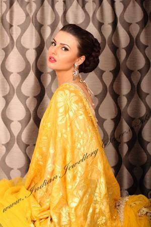 Ambreena Earrings ESGA03540