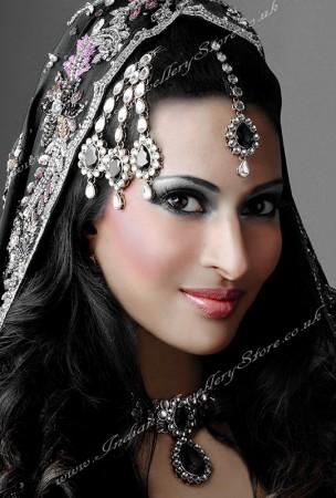 Silver Choker Necklace - Priya NSCK10439C