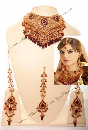 Jodha Akbar Bridal 6p BGRP02588