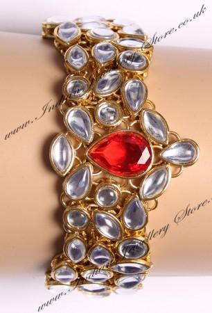 Kundan Bracelet WGRK03571