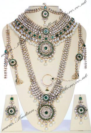 Jodha Akbar Jewellery 4K JAGK04125