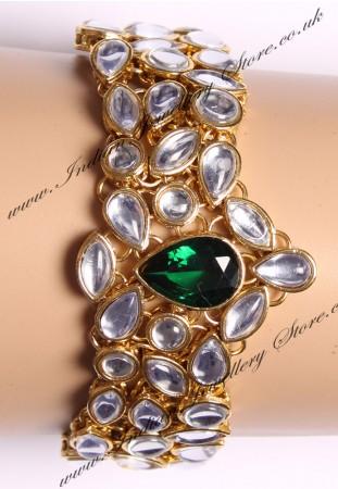 Kundan Bracelet WGGK03574
