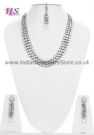 ANUSHKA SHARMA Kundan Necklace LSWK10664