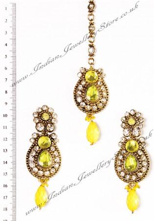 RAJNI Earrings Tikka IAYC02901