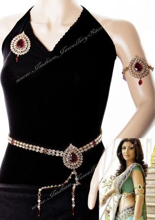 Shilpa Shetty Style Saree Belt LGRA0626