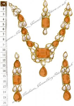 BEENA Necklace Set NGNK02363