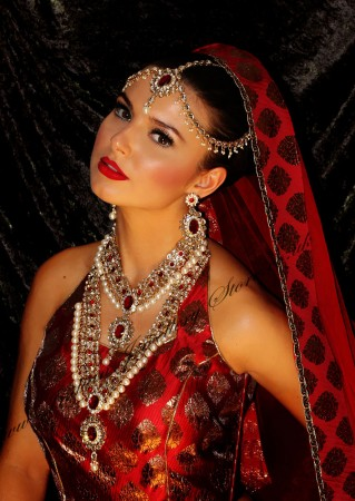Raveen Indian Bridal Set BACC10458C