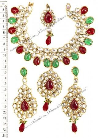 PAVAN Necklace Set NGAK02567