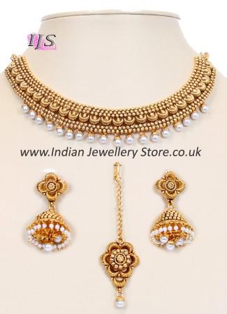 Collar Necklace Set NGWL10050