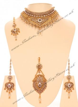 Afreen Bridal Set BGWA02950