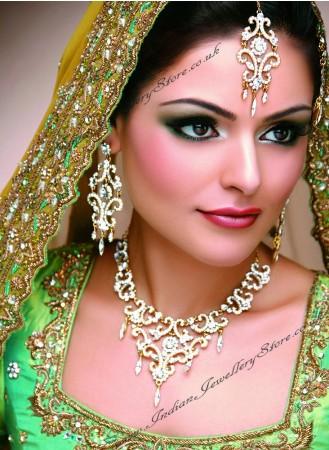 Jaiya Bridal Set BAWC03301