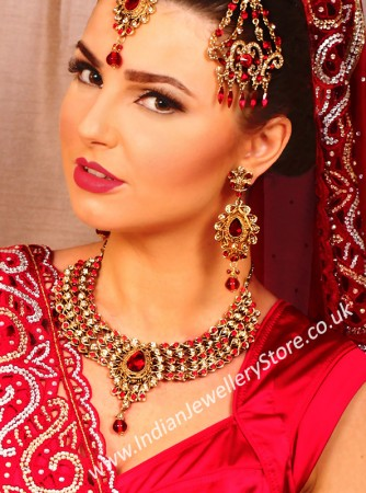 LCT Necklace Set - Nazreen NACC10446C