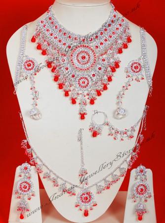 ZARI Bridal Set BSRC0408