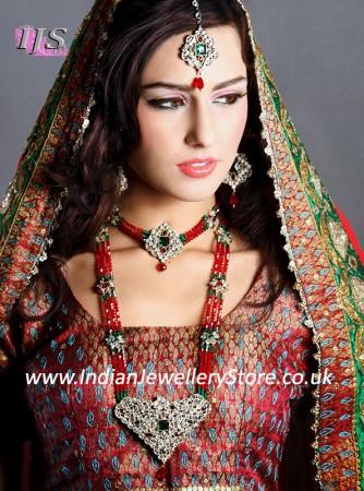 Indian Bridal Set - Joshi NAMA10635