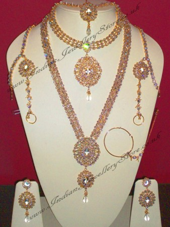ANUSHKA Bridal Set BGWA0420