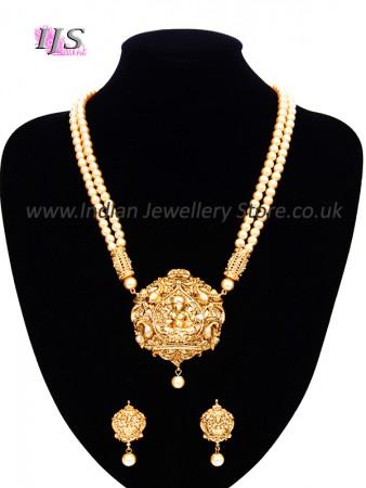 Temple Jewellery Set NEWP10872C