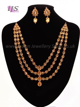 Royal Diamond Haar & Studs NENA10893