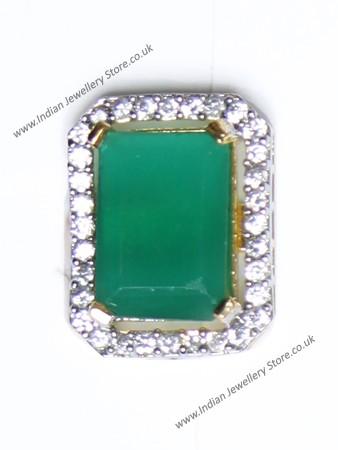 Emerald Cut Classic Smaller Ring RGGA10327