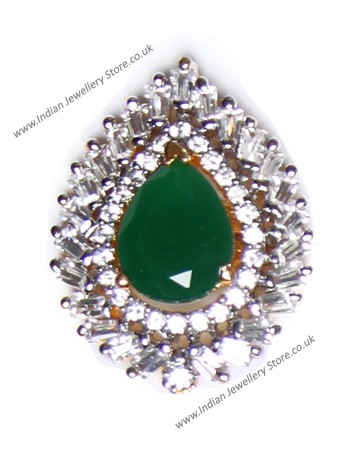 Emerald Cut Classic Smaller Ring RGGA10328
