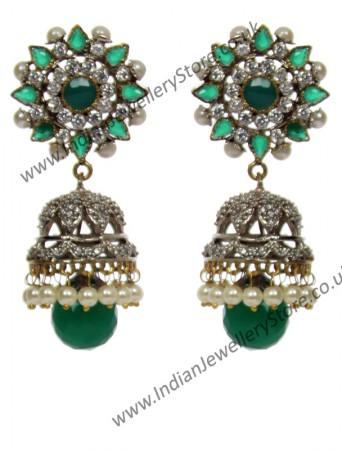 Indian Jhumka - Seema ESGL10368