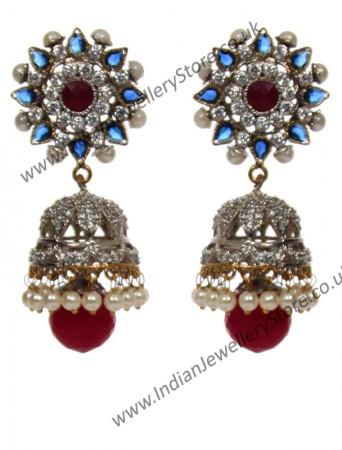 Indian Jhumka - Seema ESML10371