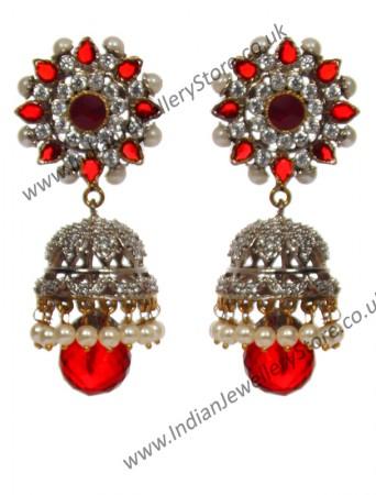 Indian Jhumka - Seema ESRL10372