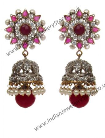Indian Jhumka - Seema ESRL10373