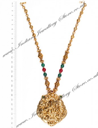 Indian Godess Mala Necklace NAAP04736