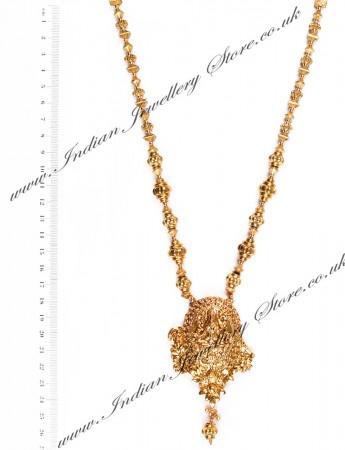 Indian Godess Mala Necklace NAWP04737