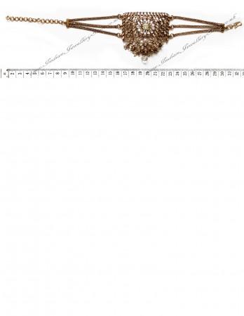 Haseen Large Design Bajuband VAWP0993