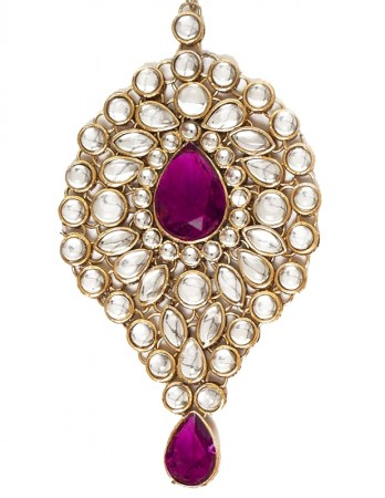 FIROZIA Head Jewellery PAUK0877