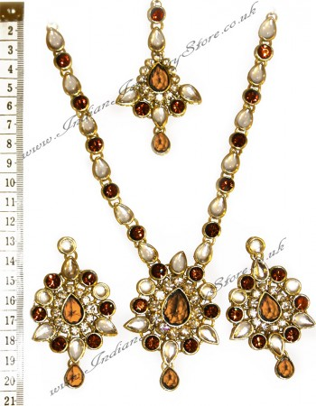 NISHI Necklace Set NGNK02356