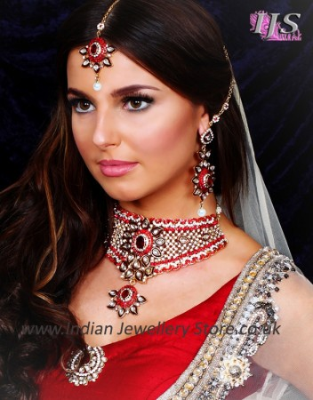 Indian Choker Jewellery