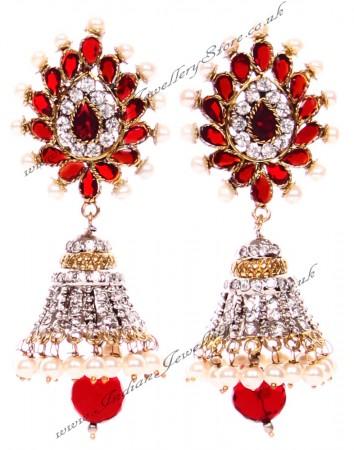 DIAH Jhumki Earring ESRA03051