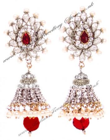 DIAH Jhumki Earring ESRA03510