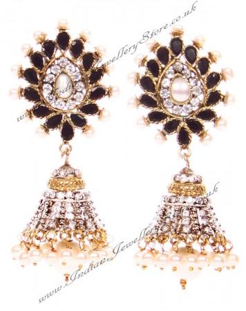DIAH Jhumki Earring ESBA03047
