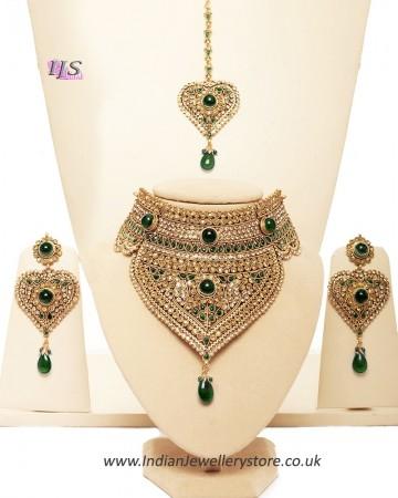FARZANA Necklace Set BAGC0425