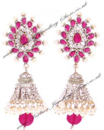 DIAH Jhumki Earring ESRA03509